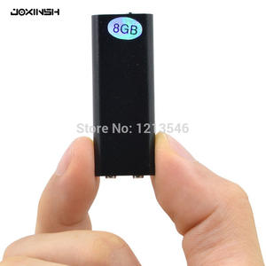 Mini Dictaphone Mp3-Player Flash-Drive Voice-Recorder Audio Smallest Professional Digital