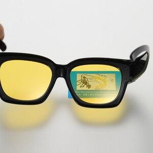 Image 4 - 편광 된 Fit over 선글라스 커버 오버레이 처방 안경 근시 남자 여자 자동차 드라이버 대형 전송 안경