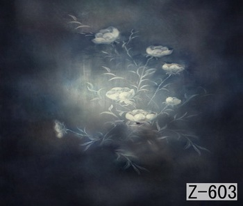Mysterious Forest Backdrop, 10ft x 10ft Hand Painted Photography Background