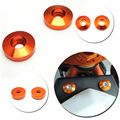 2 pcs For KTM RC 200 390 CNC Tank Cover Screw Cap Protection For KTM 125 200 390 DUCK 2012 2013 2014