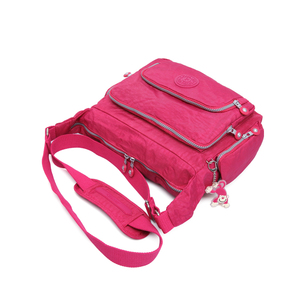 Image 3 - TEGAOTE Messenger Bags Women Crossbody Shoulder Bag Lady Bolsa Feminina Mujer Large Solid Beach Travel Bag Female Zipper 2020