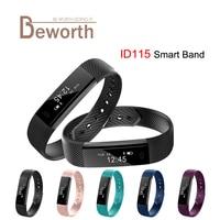 ID115 Smart Bracelet Pedometer Fitness Tracker Smart Band Sleep Monitor Sport Wristband Smartband For Phone VS