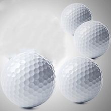 New Golf Traning Balls Two Piece Ball for Exercise Field