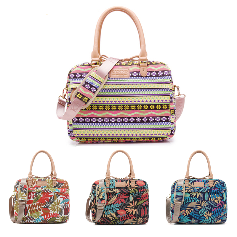 Fashion Bohemian Design 15 15.4 15.6 Inch Laptop Women Messenger Bag for Macbook Lenovo Laptop Bag Notebook Sleeve Case