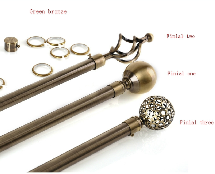 Curtain Rods bronze curtain rods : Popular Thick Curtain Rods-Buy Cheap Thick Curtain Rods lots from ...