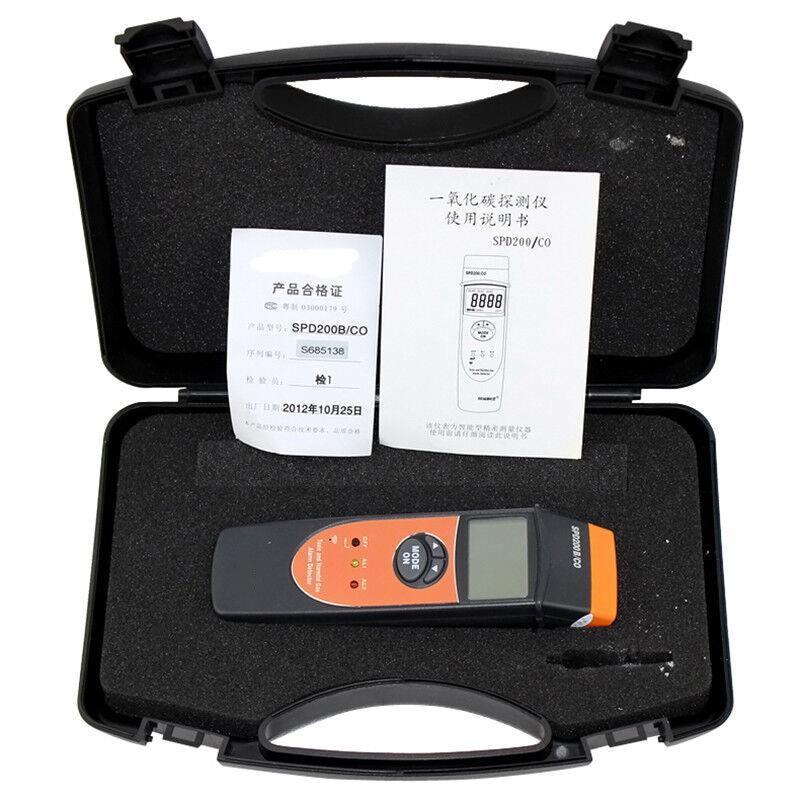 SPD200/CO Toxic gas carbon monoxide gas detector CO tester gas tester Measuring range: 0 ~ 1000PPM no sf6 o2 o3 co2 voc no2 co so2 nh4 h2o2 carbon monoxide gas detector 4 20ma three wire toxic gas detection module output module