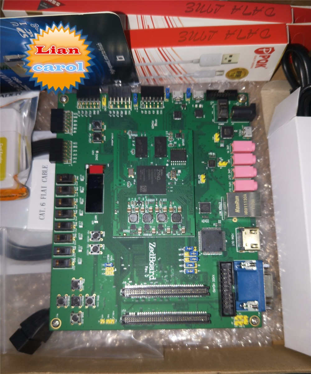 ZedBoard Development Board ZYNQ7000 XILINX Zynq 7000-in ...