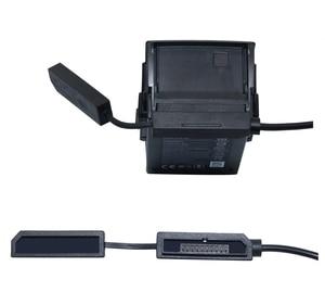 Image 2 - 3 דרכים מטען לרכב סוללה מרחוק בקר עם USB טעינת נמל Drone משדר לdji Mavic אוויר אבזרים