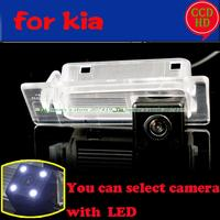 Car Styling Parking Assistance System For Sony HD CCD 4 LED Night Vision For Kia KX3