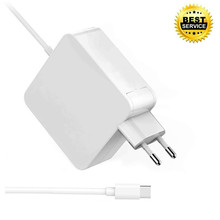 45W Wall Charger USB-C PD AC Adapter for New MacBook / Pixelbook/Pixel/Pixel XL Fast Charging Samsung Galaxy S10 Laptop Charger