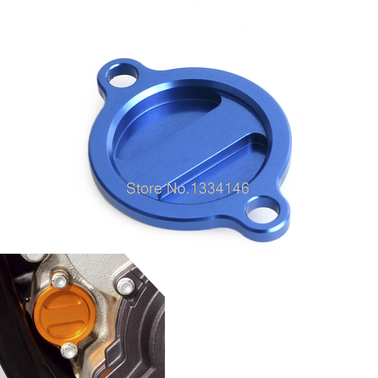 Factory Oil Filter Cover Fits For Husqvarna FC/FE 250/350 2014-2016, FE 350 S 2015