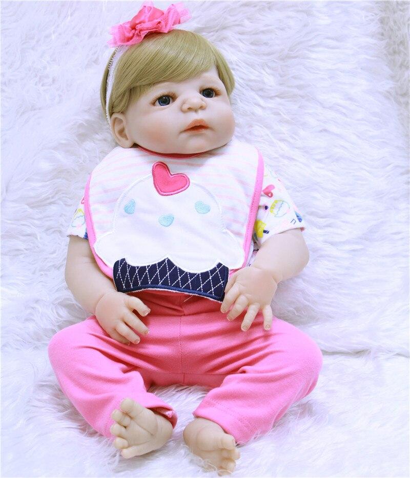 Baby Alive REALI come può essere Baby CAPELLI BIONDI bambola
