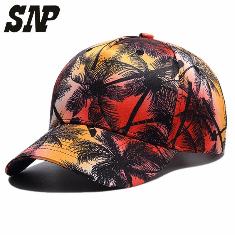 Prix pour Impression SNP Motif Hommes Femmes Chapeau Casquette de baseball de Haute Qualité adulte Réglable tendances De la Mode Snapback Chapeaux casquette