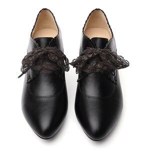 Image 4 - יין אדום YALNN חדשים למבוגרים אופנה עקב גבוה עור נשים נעלי עקבים גבוהים נשים נעלי חורף משרד ליידי משאבות עבור בנות