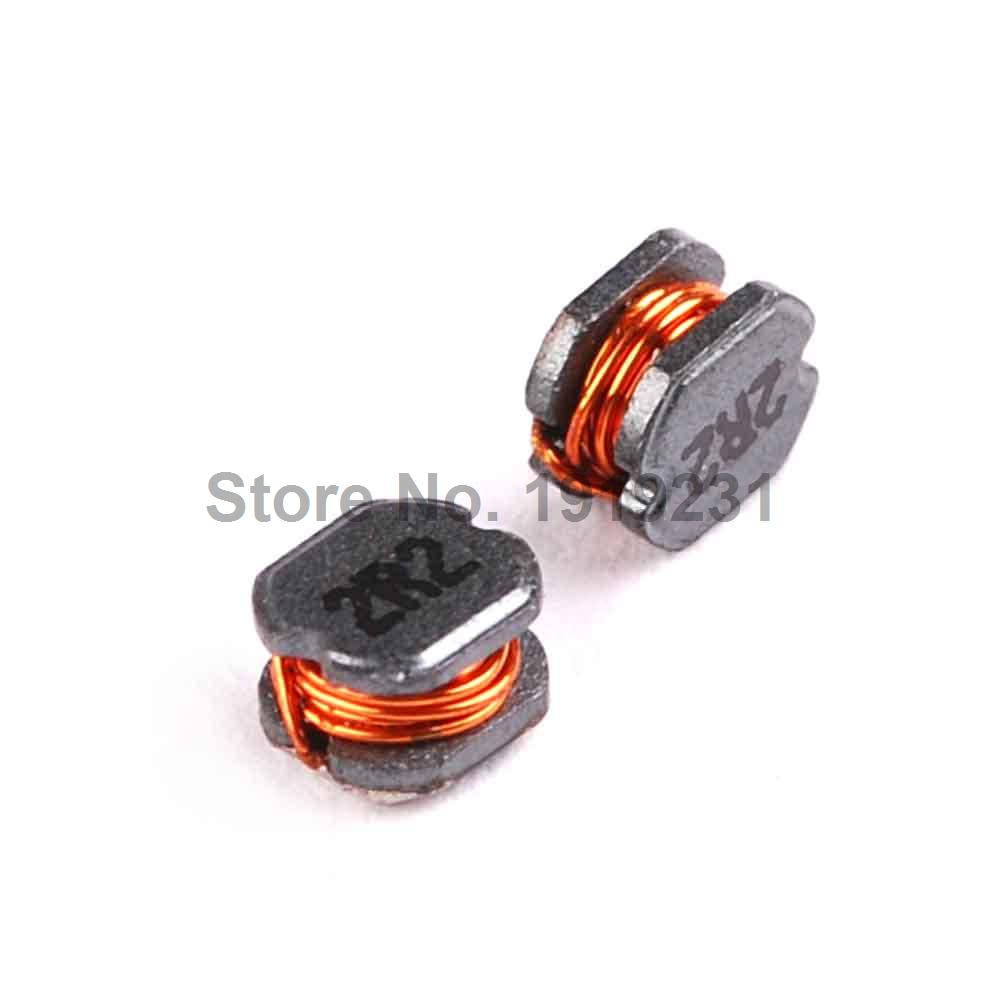 20PCS CD32 2.2UH 1.6A 2R2 SMD Power Inductor 3*3*2mm