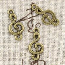 Musical Note Tibetan Jewelry Wholesale 12Pcs