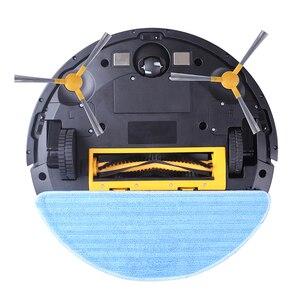 Image 5 - LIECTROUX C30B Robot Aspirapolvere 4000Pa Mappa di navigazione con la Memoria di Aspirazione Pulito Mappa Mostra su Wifi APP di Acqua Elettrico dal carro armato