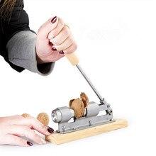 Heavy Duty Pecan Filbert orzech orzechowy orzech laskowy Hazel Cracker dziadek do orzechów zacisk szczypce Sheller Crack almond kuchnia narzędzie do przycinania maszyna