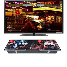 Marwey arcade game station console 960 classic games 2 players acrylic board metal box joystick video VGA USB output TV PC