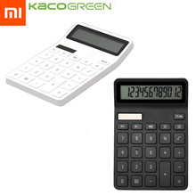 Xiaomi Mijia LEMO Calculator LCD Display Intelligent Shutdown Function Calculator Student Calculation Tool No Battery все цены