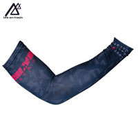 Summer New Arrival Outdoor Bicycle Sun Protection Arm Sleeve Men Women New Cycling Armwarmers Sleevelet Cover