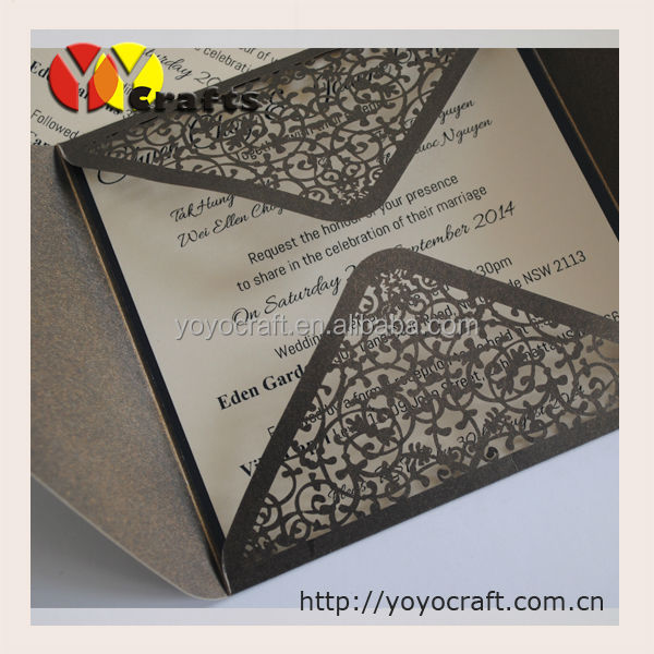 Us 58 0 Latest Luxury Handmade Laser Cutting Marathi Wedding Card Design With Envelop Lasered Chinese Wedding Invitation Card Hot Sell In Cards