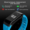 Smart WristBand R3 Heart rate Blood Pressure Blood Oxygen Oximeter measurement Pedometer Calorie Sport Bracelet For iOS Android