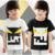 Monster 2016 verano nuevos niños de la historieta de los muchachos niños camiseta diseña ropa adolescente para niños del bebé que arropan las camisetas