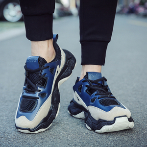 Image 5 - YIKUYUBO 2019 nuevos zapatos deportivos transpirables casuales de moda para hombres zapatillas de correr portátiles con cordones