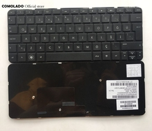 TR Turkish Keyboard For HP Mini 1103 1104 110-3500 110-3510NR 110-3600 110-3700 110-3800 210-2000 210-4000 210-3000 keyboard TR laptop keyboard for hp mini 110 4100 balck la series language sg 47320 74a aenm3l00110