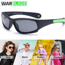 Kids Sport Cycling Fish Sunglasses Polarized Anti UV Protection Eyewea