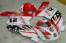 Hot Sales,Aftermarket 999 749 03 04 fairing For Ducati 999/749 2003-2004 XEROX Flag Motorcycle Fairings (Injection molding)
