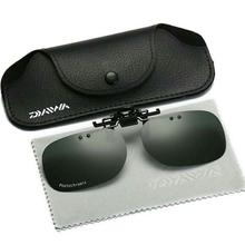 2017 NEW DAIWA Fishing outdoors sunglasses Polarizer Clamp mirror Multi-function Anti-skid DAWA light DAIWAS Free shipping