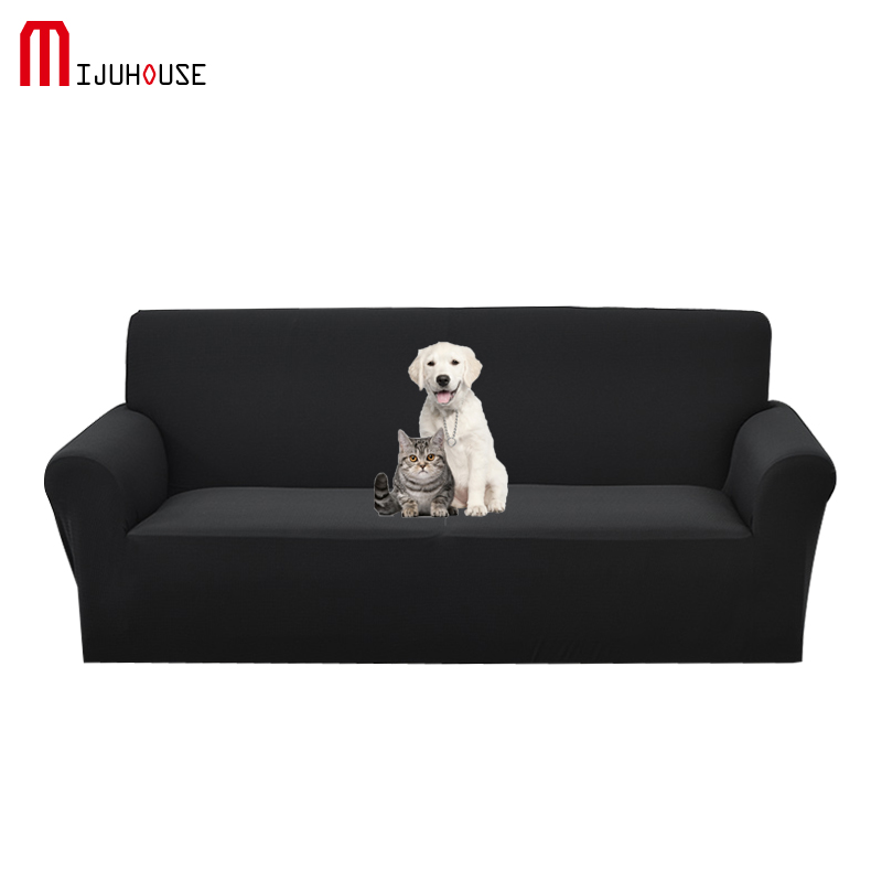 Japan Style Waterproof Sofa Cover Elastic Couch Slipcover