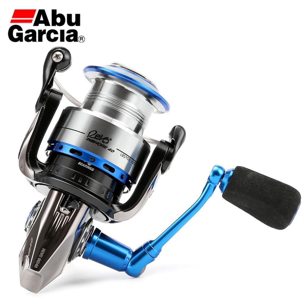 9 + 1bb Spinning Reel 11 kg Fs4000