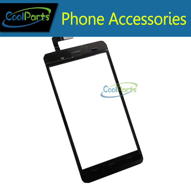 High Quality For Wiko Lenny3 Touch Screen Digitizer Black Color 1PC/Lot Free Shipping