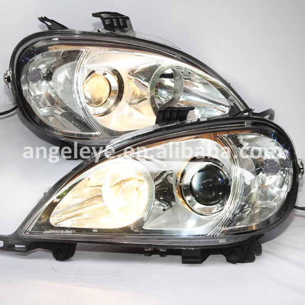 1998-2005 Year For Mercedes-Benz W163 ML320 ML350 ML430 ML450 Head Lamp Silver LF door mirror turn signal light for mercedes benz w163 ml270 ml230 ml320 ml400 ml350 ml500 ml430 ml55