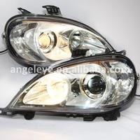 1998 2005 Year For Mercedes Benz W163 ML320 ML350 ML430 ML450 Head Lamp Silver LF