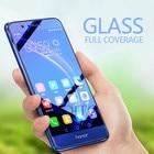 JRQITO 2.5D 9H Tempered Glass For Huawei Honor 10 9 8 Lite Full Screen Protector Glass For Honor V10 V9 Honor 10 9 Lite 8 Film