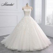 d5e4d77714 Piękne 2018 nowa suknia balowa księżniczka suknie ślubne koronkowe  aplikacje cekinami suknie ślubne powrót Lace up Vestido De No.
