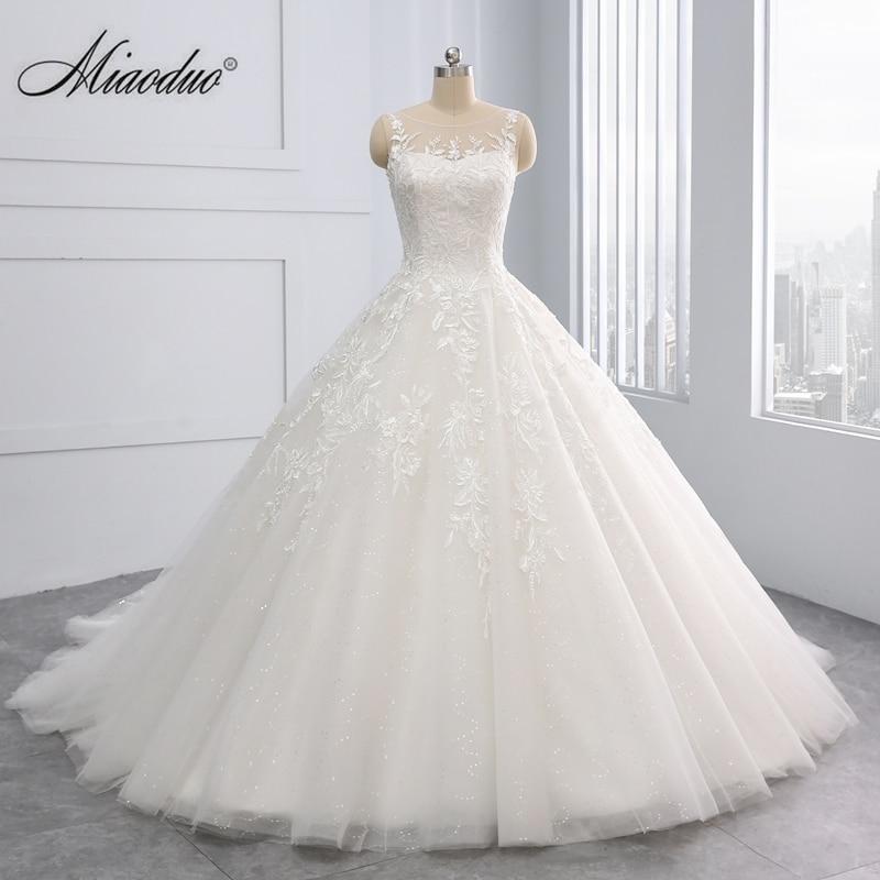 Ball Gown Princess Beautiful Wedding Dresses