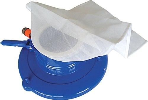 Swimming <font><b>Pool</b></font> <font><b>Vacuum</b></font> Cleaner Wheel Model Leaf Eater with Fine Mesh Bag