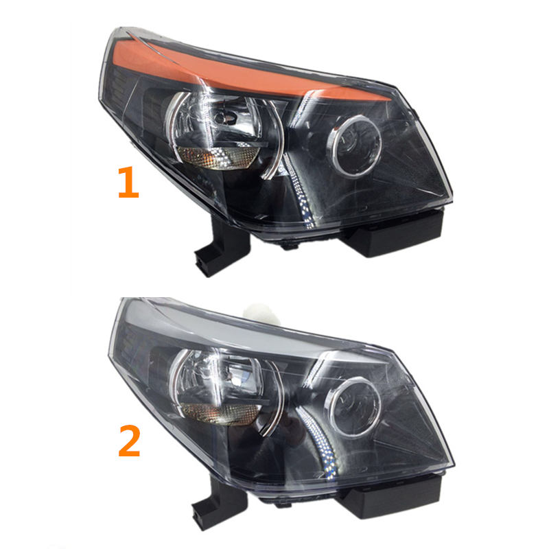 Geely GC6,Car front headlight assembly geely sc7 sl car front headlight head light transparent cover