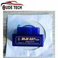 Última Versão Super Mini Bluetooth ELM327 OBD2 V2.1 Mini Elm 327 Car Diagnóstico Scanner Ferramenta Para ODB2 OBDII Protocolos