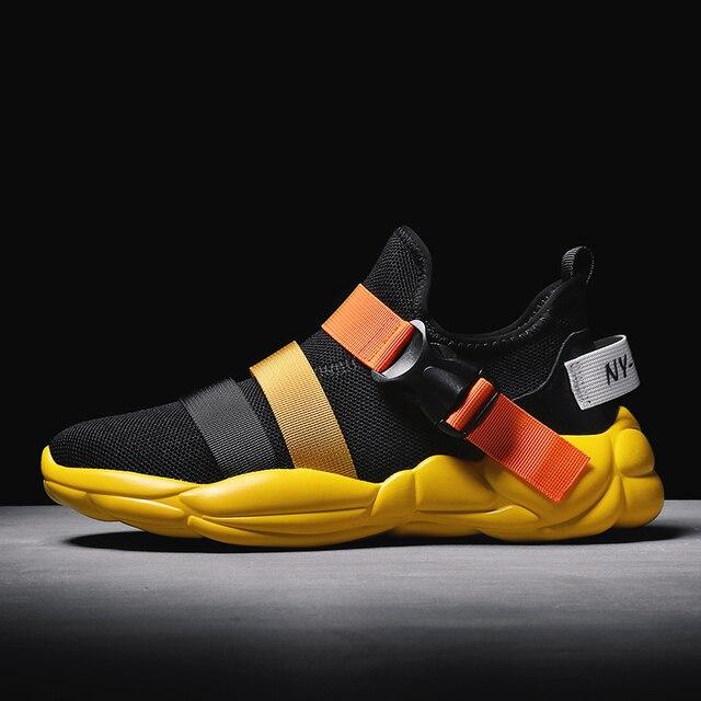 Hemmyi Zapatos De Hombre Lưới Thoáng Khí Slip-on Người Đàn Ông Giản Dị Giày Giày Thể Thao Ngoài Trời Giày Dép Giày Dép Giày Hỗ Trợ Dropshipping
