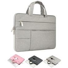 a73f2a70ef Sac pour ordinateur portable pour Macbook Air 13 étui en Nylon pour  ordinateur portable 15.6 11 14 15 pouces sacs pour hommes fe.