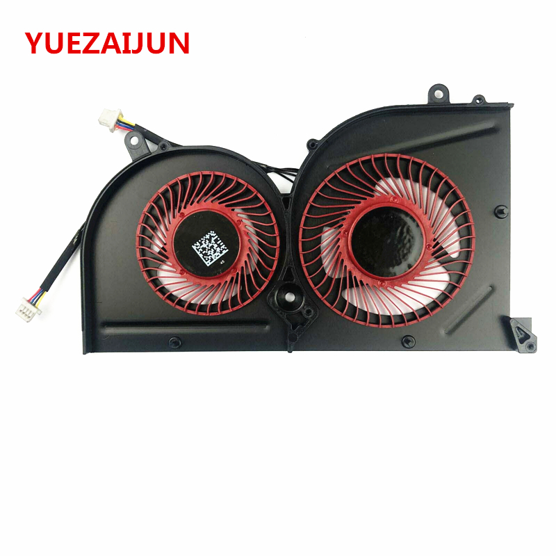 New MSI GS63VR GS73VR Stealth Pro Laptop GPU Cooling Fan BS5005HS-U2L1