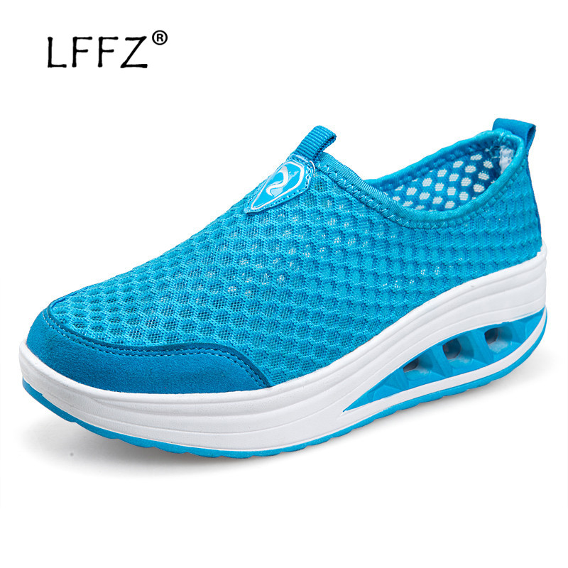 LFFZ 35-42 Flat Shoes Women Slip on Shallow Mouth Casual Flat Shoes Women Solid Colors Loafers Soft Breathable Women Sneakers gudi city space center rocket space shuttle blocks 753pcs bricks building blocks birthday gift educational toys for children