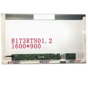 Frete Grátis B173RTN01.2 B173RW01 LP173WD1 LTA1 N173FGE-L23 N173O6-L02 LTN173KT02 173LED 40PIN 1600*900