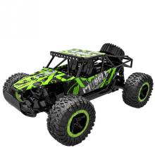 1/16 2.4G 2 Wheel Rock Crawlers RC car climbing off-roadl drift high-speed Motors Bigfoot Car metal Vehicle toys